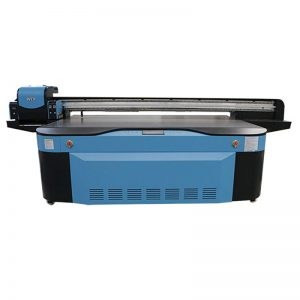યુવી ડિજિટલ ફ્લેટબેડ પ્રિન્ટીંગ મશીન મોટા ફોર્મેટ 2500X1300 WER-G2513UV