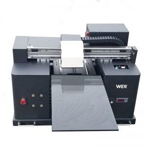 ઉચ્ચ ગુણવત્તાની ડિજિટલ ટેક્સટાઇલ પ્રિન્ટીંગ મશીન / ગારમેન્ટ પ્રિન્ટર / એ 3 કદ ટી શર્ટ પ્રિન્ટિંગ મશીન WER-E1080T